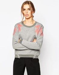 Finders Keepers For You Jumper Grey