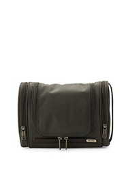 Tumi Travel Dopp Kit Grey Brown