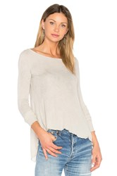 Lamade Virginia Top Light Gray