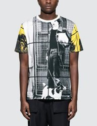 J.W.Anderson Jw Anderson G G Dog Boy Allover Print S S T Shirt