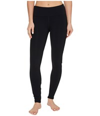 Lorna Jane Action Core F L Tights Black White Women's Casual Pants