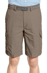 The North Face Men's 'Paramount Ii' Nylon Ripstop Trail Shorts Weimaraner Brown