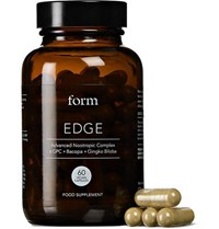 Form Nutrition Edge Supplement 60 Capsules Colorless