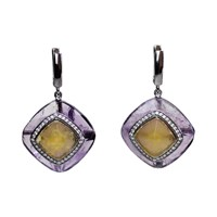 Bellus Domina Festino Ametrine Earrings