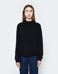 Just Female Gin Knit In Black