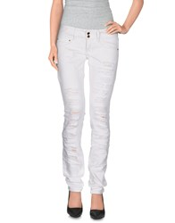 Relish Trousers Casual Trousers Women White