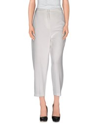 Pinko Black Trousers Casual Trousers Women White