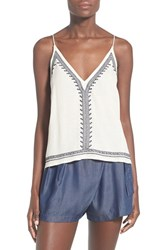 Women's Astr Embroidered Cami