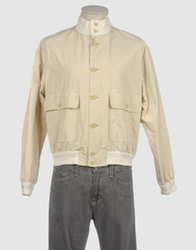 Faconnable Jackets Beige