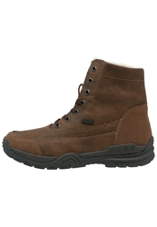 Pier One Laceup Boots Nuts Brown