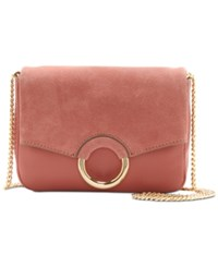 Vince Camuto Adina Mini Crossbody Vintage Rose