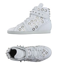Barbara Bui Footwear High Tops And Trainers Women White