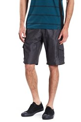 Burnside Cargo Short Gray