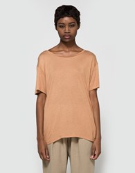 Baserange Loose Tee In Nude 3
