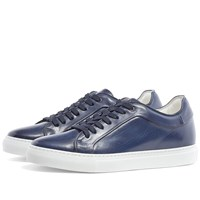 Paul Smith Basso Leather Sneaker Blue