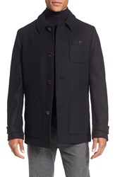 Ted Baker Men's London Osmond Overcoat