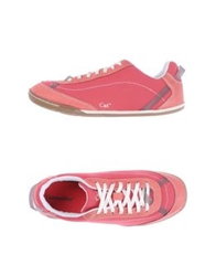 Cat Low Tops And Trainers Coral