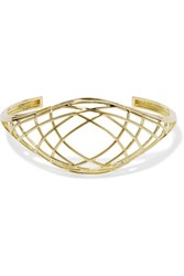 Noir Jewelry Gold Tone Bangle