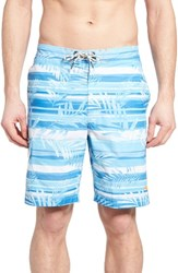 Tommy Bahama Men's Big And Tall Baja Leaf On The Water Board Shorts