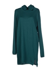Kangra Cashmere Turtlenecks Dark Green