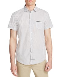 English Laundry Short Sleeve Slim Fit Shirt Compare At 79 Gray