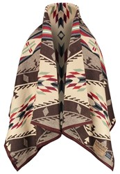 Pendleton Spirit Of The People Cape Tan Multicoloured