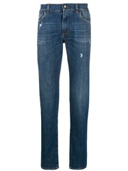 Dolce And Gabbana Stretch Slim Fit Jeans 60
