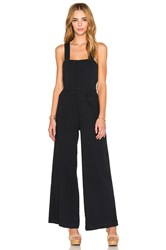 Rolla's Sailor Flare Jumpsuit Navy