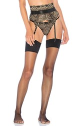 Kisskill Sienna Suspender Black