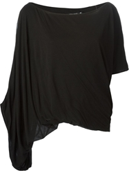 Tom Rebl Asymmetric T Shirt