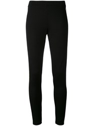 Versace Jeans Classic Skinny Trousers Black