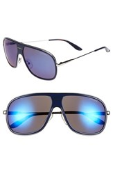 Carrera Men's Eyewear 62Mm Aviator Sunglasses Blue
