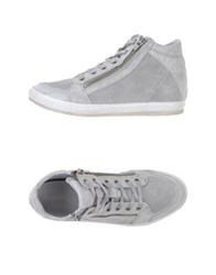 Khrio' High Tops And Trainers Light Grey