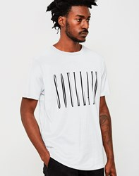 Soulland Barker T Shirt White
