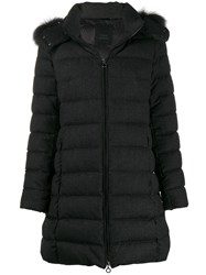 Tatras Padded Midi Coat Grey
