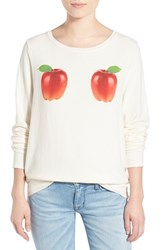 Wildfox Couture Women's Wildfox 'Baggy Beach Jumper How Do You Like' Pullover