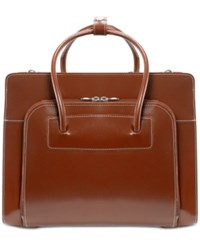 Mcklein Lake Forest Briefcase Brown