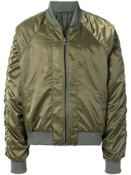 D.Gnak Cross Laced Sheen Bomber Unavailable