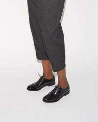 Church's Burwood Oxfords Black