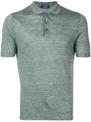 Barba Polo Shirt Green