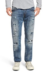True Religion Men's Brand Jeans Rocco Slim Fit Jeans