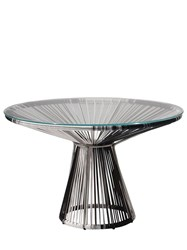 Missoni Cordula Coffee Table Black White