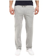Nike Club Fleece Cargo Pant Dark Grey Heather White Men's Workout Gray