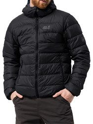 Jack Wolfskin Helium 'S Down Jacket Black