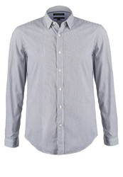 Banana Republic Slim Fit Shirt Comet Blue Dark Blue