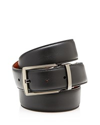 Bloomingdale's The Men's Store Hi Lo Reversible Belt