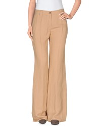 Caractere Aria Trousers Casual Trousers Women Sand