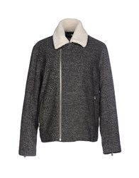 Eleven Paris Coats And Jackets Jackets Grey