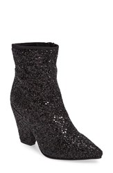 Topshop Women's Sequin Pointy Toe Bootie