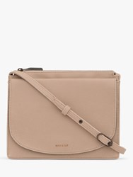 Matt And Nat Vintage Collection Casey Vegan Cross Body Bag Frappe